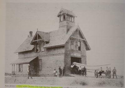 Station 30 Circa 1882
