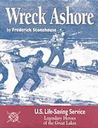 """""""Wreck Ashore"""" Book Cover"""