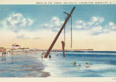 Sindia Postcard