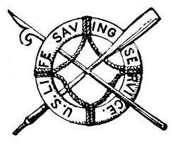 U.S. Life Saving Service Logo