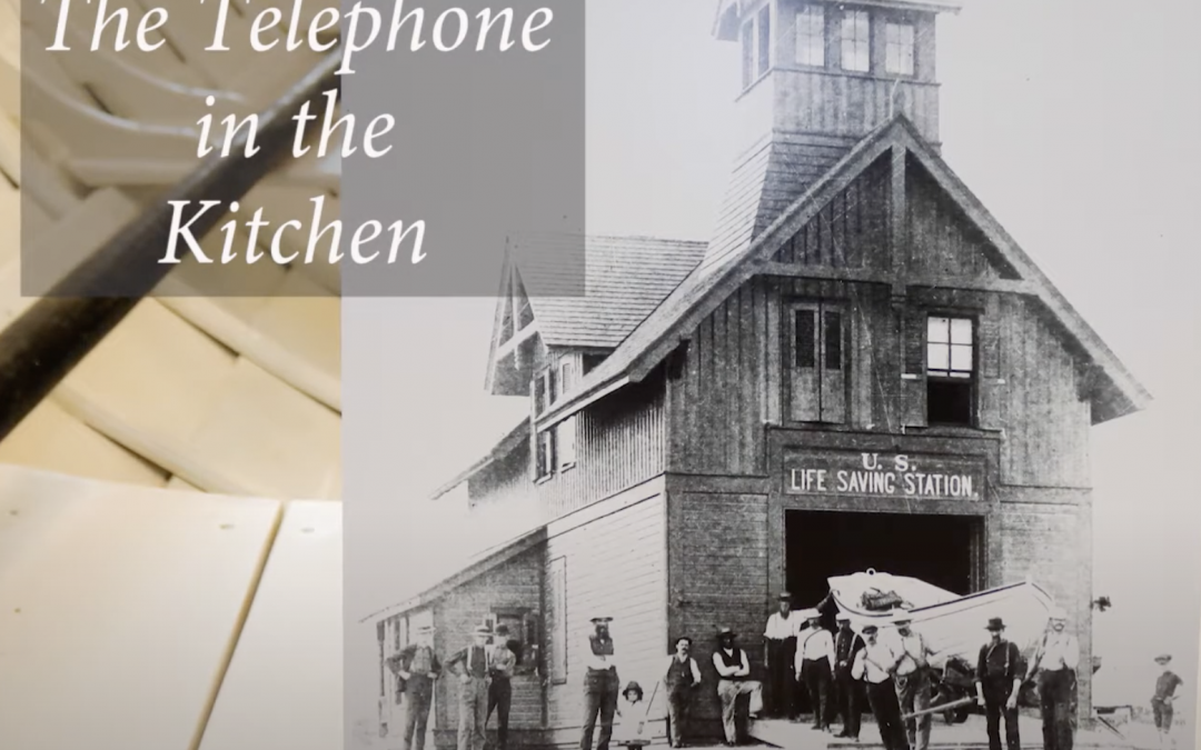The Telephone in the Kitchen
