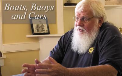 Boats, Buoys and Cars
