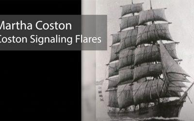 Martha Coston Signal Flares